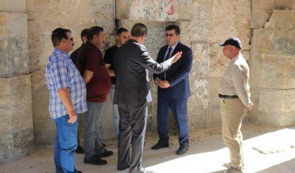 الثقافة النيابية تفاتح اليونسكو لتسريع تمويل مشروع جامع النوري الكبير في نينوى