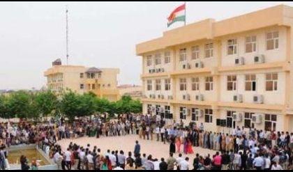 كردستان تقرر إنهاء العام الدراسي في جامعاتها دون إجراء امتحانات للطلبة