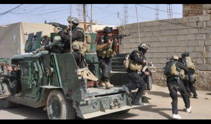 مكافحة الارهاب يحرر حي الصحة الثانية بالجانب الايمن من الموصل