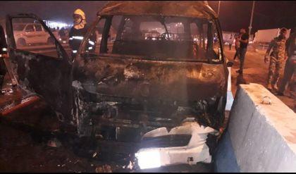 ارتفاع حصيلة الاعتداء بين كربلاء وبابل إلى 12 قتيلا و5 مصابين