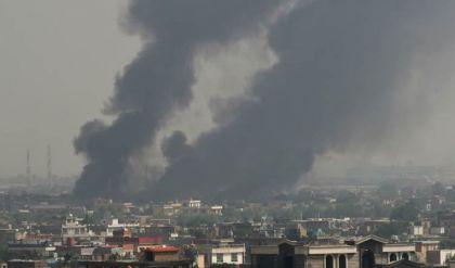 الولايات المتحدة تنفّذ ضربة جوية في كابول استهدفت آلية مرتبطة بتنظيم داعش
