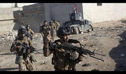جهاز مكافحة الارهاب يحرر حي ويتقدم بالاخر غربي الموصل