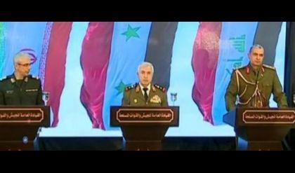 الغانمي يؤكد من دمشق قرب فتح المنفذ الحدودي بين العراق وسوريا