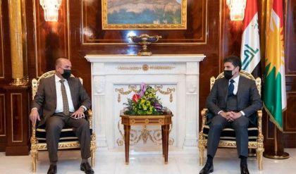 نيجيرفان بارزاني يؤكد على ضرورة إشراك كافة المكونات العراقية في إدارة البلاد