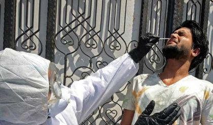 تسجيل 8012 إصابة جديدة بفيروس كورورنا في العراق