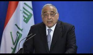 عبد المهدي حول عملية إرادة النصر: سنحقق انتصارات جديدة
