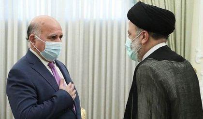 حسين يوجّه دعوة رسمية لرئيسي لحضور المؤتمر الإقليمي في بغداد