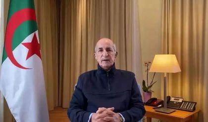 الرئيس الجزائري يعود إلى بلاده بعد غياب شهرين