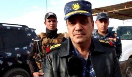 قوات الشرطة الاتحادية تواصل تقدمها باتجاه مركز قضاء الحويجة