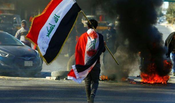 بالأرقام.. العمليات المشتركة تكشف عدد ضحايا التظاهرات وبينها السفارة الامريكية