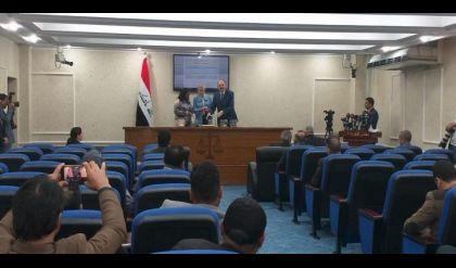 فوز 7 قضاة في قرعة مجلس مفوضية انتخابات