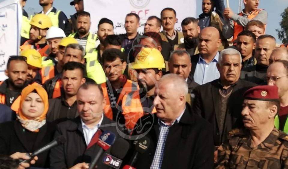 انطلاق حملة كبرى لتنظيف الموصل .. وسط مشاركة واسعة من قبل الاهالي في المدينة