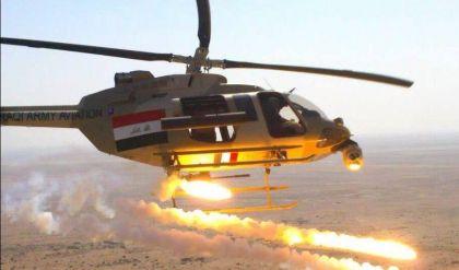 القوات الامنية تقتل انتحاريين تسللو الى قرية جنوب الموصل