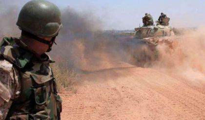 19 قتيلاً من الجيش السوري وموالين له في هجوم لتنظيم داعش