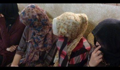 """اعتقال عدد من النساء """"الداعشيات"""" في الجانب الايسر من الموصل"""
