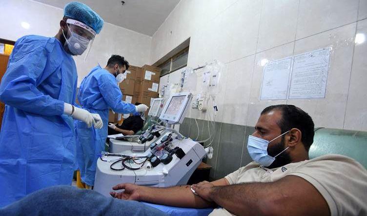 تسجيل 2125 إصابة جديدة بفيروس كورونا في العراق