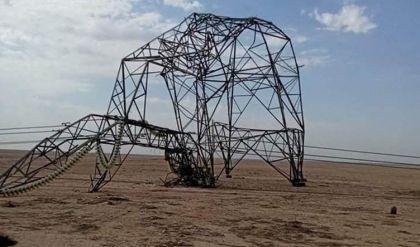 الكهرباء العراقية: هجمة ممنهجة تستهدف خطوط نقل الطاقة الكهربائية في الأنبار