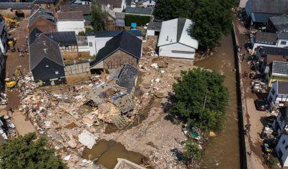 ألمانيا تخصص 30 مليار يورو لإعادة إعمار المناطق التي دمرتها الفيضانات