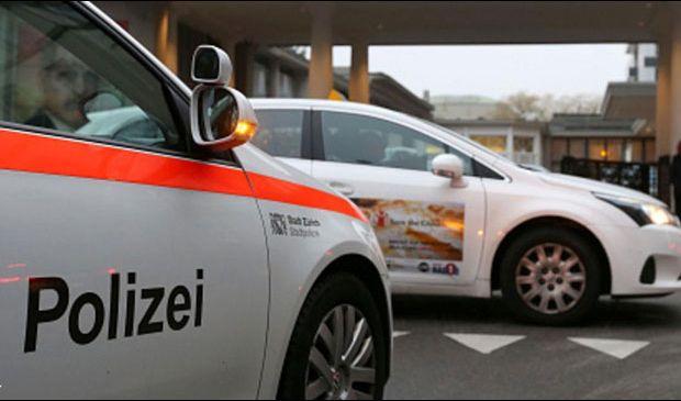 إصابة 5 أشخاص بهجوم في سويسرا