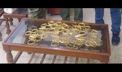 القاء القبض على عصابة قامت بسرقة محل صاغة في حي البلديات بالموصل