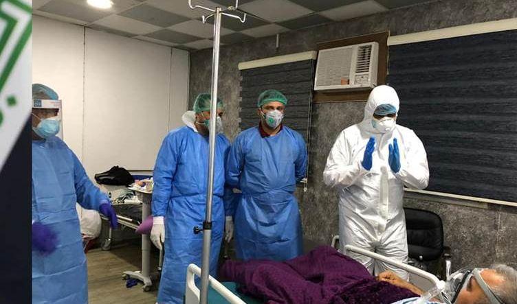 صحة الكرخ تعلن انخفاضاً ملحوظاً بعدد الإصابات بفيروس كورونا