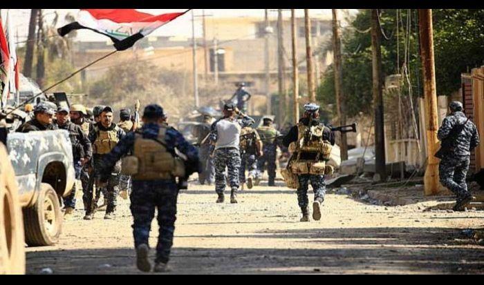 القبض على داعشيين بايسر الموصل .... كانا يعملان بديوان جند الخلافة