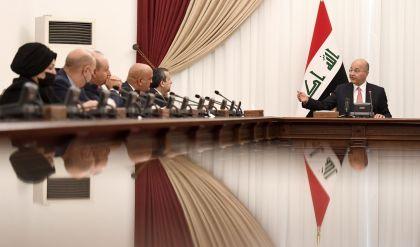 رئيس الجمهورية من المفوضية : الاحد المقبل فرصة لتثبيت الارادة العراقية
