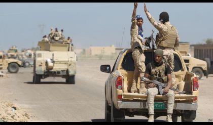 تحرير 3 قرى من داعش غربي الموصل