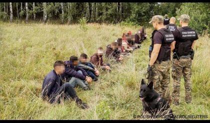 وفاة خامس عراقي مهاجر على الحدود البولندية البيلاروسية