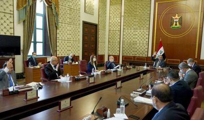 مجلس الوزراء يصوت على عدة قرارات منها مايخص عمل مفوضية الانتخابات