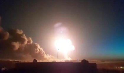 الدفاع التركية تعلن الرد على هجوم صاروخي استهدف مناطق خاضعة لسيطرتها شمال سوريا