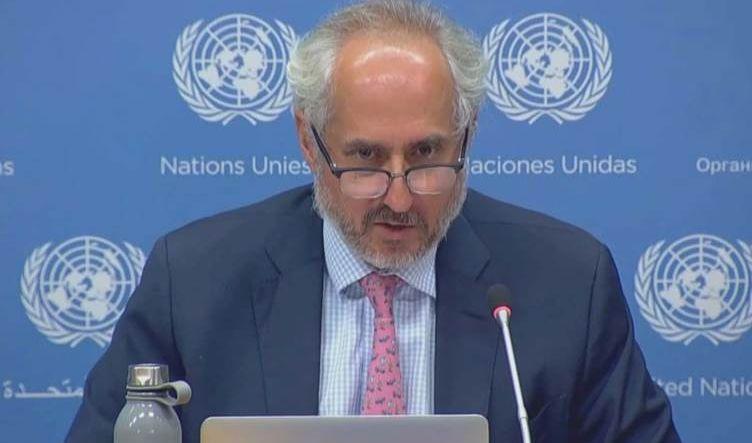 الأمم المتحدة حول العمليات التركية بإقليم كوردستان: لا نريد أي تحركات تزيد الوضع تعقيداً