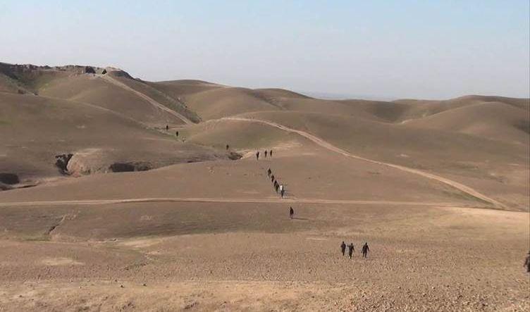 وزارة البيشمركة تعلن نتائج عمليتها الأمنية المشتركة مع الجيش العراقي