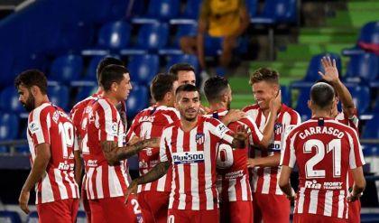 إصابتان جديدتان بكورونا في صفوف أتلتيكو مدريد قبل أيام من ربع نهائي دوري الأبطال