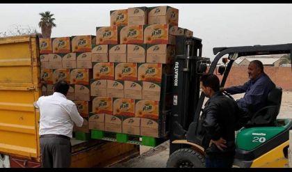 التجارة تؤكد استمرارها بتجهيز مادتي السكر والزيت خلال شهر رمضان