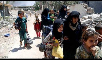 الالاف من العراقيين بانتظار العودة الى الوطن .. والتدقيق الامني هو الفيصل بينهم وبين الانتماء الى داعش