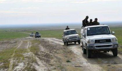 الحشد يصد تعرضا لداعش جنوب غرب كركوك