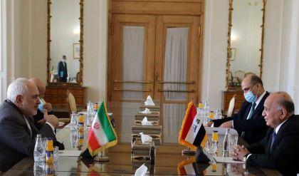 وزير الخارجيّة العراقي فؤاد حسين يصل طهران