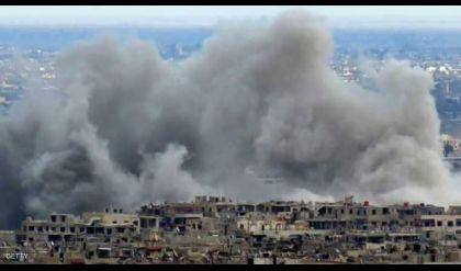 قوات الحكومة السورية تتقدم في الغوطة الشرقية
