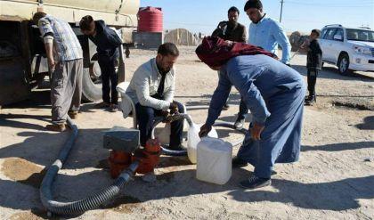 المنتجات النفطية تجهز النازحين بـ228 مليون لتر من أنواع الوقود