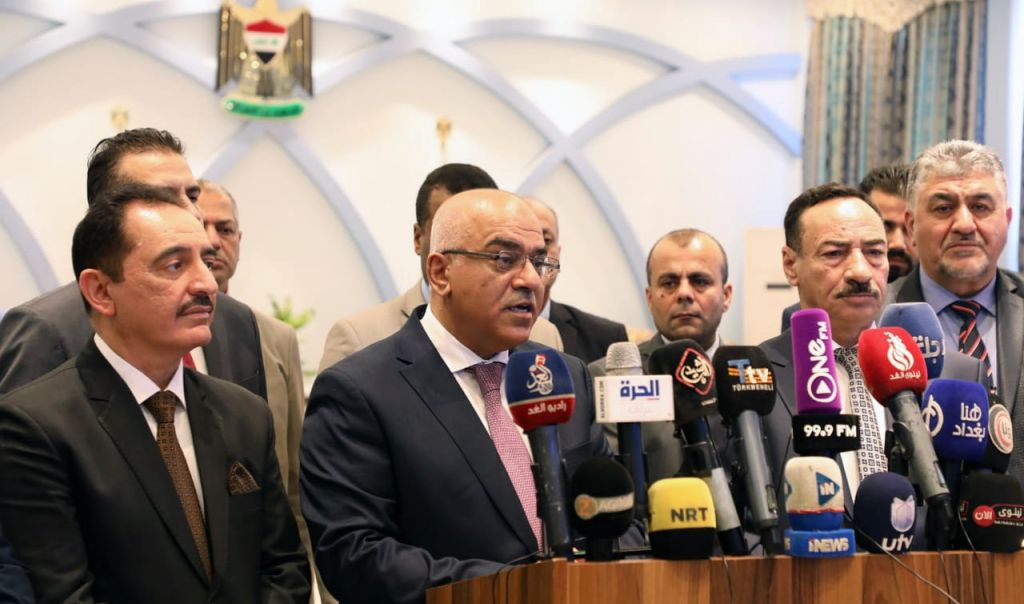 وزير التعليم يؤكد من الموصل المضي بتنفيذ ودعم مشاريع البنى التحتية للجامعات في نينوى