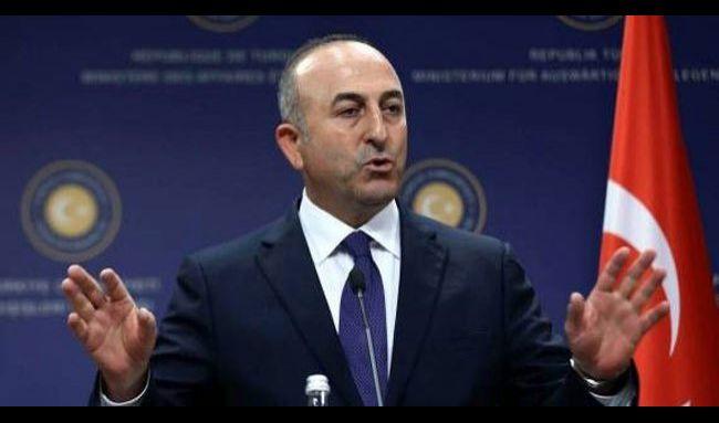 أوغلو: تركيا مستعدة لإداء دورها من أجل إنهاء المشاكل بين أربيل وبغداد