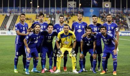 وزير الدفاع العراقي يحفز لاعبي القوة الجوية