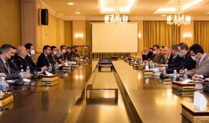 وفد إقليم كوردستان يجتمع مع الرئاسات الثلاث لحسم حصته من الموازنة