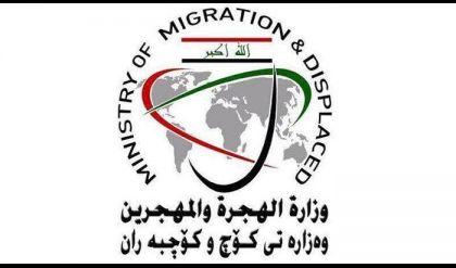 وزارة الهجرة والمهجرين: عودة مئات اللاجئين العراقيين من تركيا
