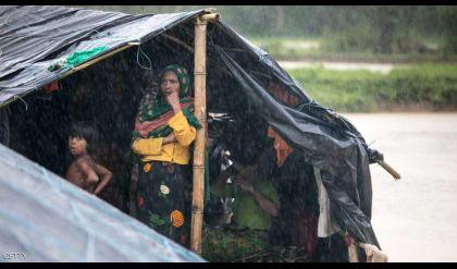 وضع مأساوي جديد في مخيمات الروهينغا