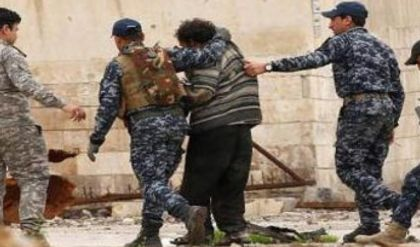 القبض على إرهابيين اثنين اشتركا بالقتال ضد القوات الامنية في نينوى