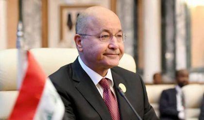 برهم صالح: تشنج البيانات الإعلامية بين بغداد وأربيل لا يعكس حقيقة المباحثات وقرب توصلها لاتفاق
