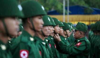 انقلاب عسكري في بورما والجيش يعلن حالة الطوارئ لمدة عام