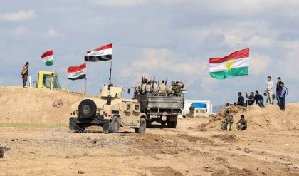 البيشمركة تنفي أي تحرك لها تجاه القوات العراقية في مخمور وقرة جوخ